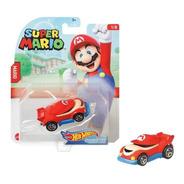 Auto Super Mario - Mario 1/8- Hotwheels