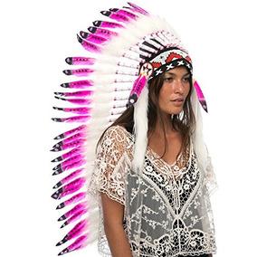 Disfraz De Indio Americano Disfraces En Mercado Libre Chile - Disfraz-india-americana