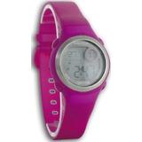 Reloj Tressa Cake Digital Sumergible 100m Varios Colores Gti