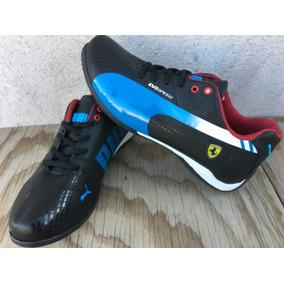 Tenis Puma Ferrari Negro Envío Gratis