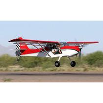 Plano Kitfox Experimental Avion, Ultraliviano, Dvd Completo