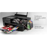 Sistema Continuo + Cartuchos P/ Hp Deskjet F2050 C/ Hp 122