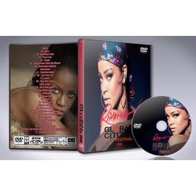 Dvd Rihanna - Global Citizen 2016