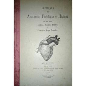 Lecciones De Anatomía, Fisiología E Higiene