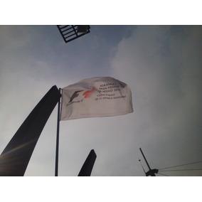 Bandera Oficial Del Primer Gran Premio Ciudad De México