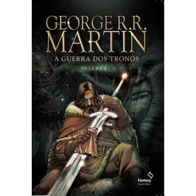 Guerra Dos Tronos Hq Volume 1 George R. R. Martin Frete 9