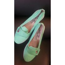 Zapatos Tommy Colombianos Tipo Sebago Excelente Calidad