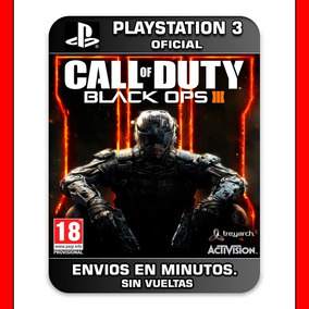 Call Of Duty Black Ops 3 Ps3 :: Digital :: N°1 En Ventas