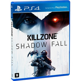 Killzone Shadow Fall 100% Português Ps4 Mídia Física Lacrado