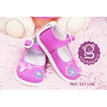 Zapatos No Tuerce Para Niña Bebé Toddler Lila - Morado