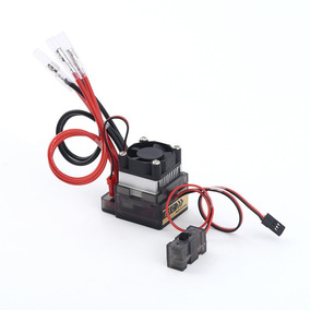 Speed Controller Esc 320a Brushed P/ 2 Motores Barco Lancha