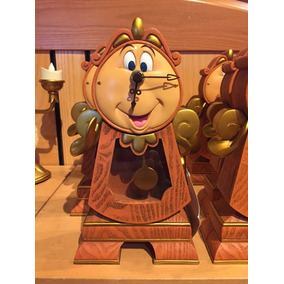 Cogsworth Reloj De Disney Store