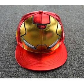 Gorra Ironman Cachucha Iron Man Avengers Marvel Tony Stark 1