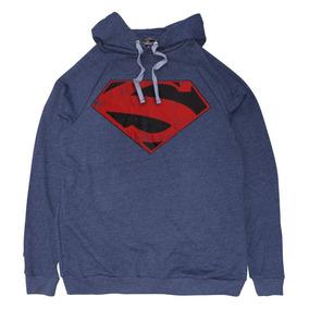 Superman New 52 Hoodie Mascara De Latex Dc Comics Logo