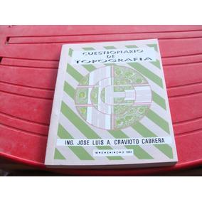 Libro Clave 19 Cuestionario De Topografia , Ing. Jose Luis A