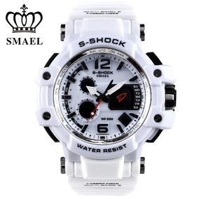 6c4afd2c426 Relógio Casio G Shock Branco Réplica Rio De Janeiro - Relógio Casio ...