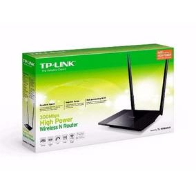 Roteador Tl-link Tl-wr841hp Alto Alcance 300mbps 1000mw
