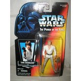 Star Wars Potf Luke Skywalker 1995 Kenner Nuevo Y Sellado