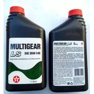 Óleo Multigear Ls Sae 85w140 Para Diferencial Autoblocante