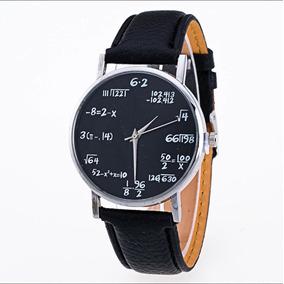 Reloj Álgebra Matemático Ingenieros Nerd Envío Gratis