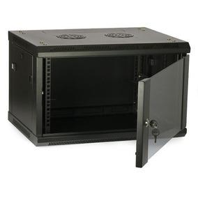 Rack Gabinete Cerrado 9 Posiciones Con 2 Electro-ventilador