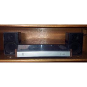 Toca Discos Philips 703 - Caixas Acústicas Dsk (ler Anúncio)