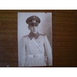 Antigua Foto De Militar Chileno 1935 (33f2