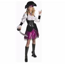 Disfraz Pirata Mujer Talla Grande (12/14)