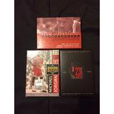 3 Sets Michael Jordan Championship, Retirement Y 23 Nights