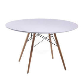 Mesa Comedor Eames De 1.20 By Comfort Sit