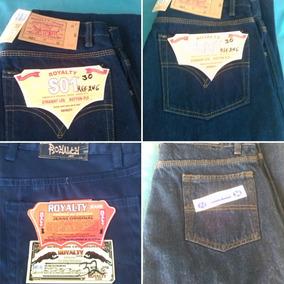 Blue Jeans Para Uniformes De Seguridad Industrial Unisex