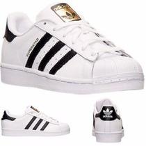 Adidas Superstar Traidas De Usa 100% Garantia Nº 36 Y 37 Arg