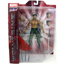 Marvel Select | The Wolverine | Movie | Hot Toys | Red Hulk