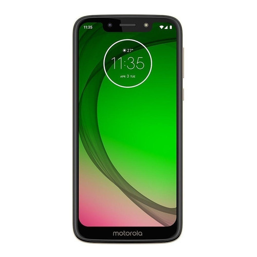 Moto G7 Play 32 GB ouro-fino 2 GB RAM