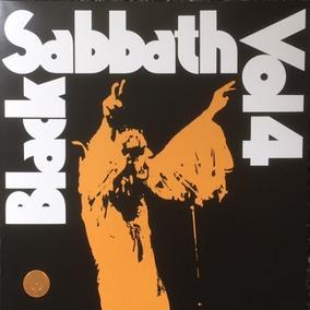 Black Sabbath Vol 4 Lp Importado Lacrado