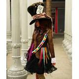 Disfraz De El Sombrerero Loco. Niñ@s
