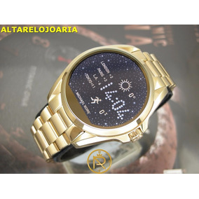 Relógio Michael Kors Acess Touch Mkt5001 Smart Watch Digita