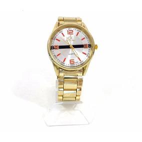 Relógio Calvin Klein Dourado