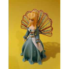 Muñeca Princesa-hada De Porcelana Fría.