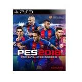 Pes 2018 - Juego Digital Playstation 3