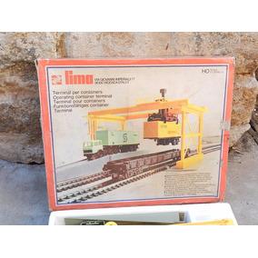 Lima Trenes Operating Container Terminal Con Caja Ho Dec.70