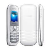 Celular E1205 Desbloqueado Rádio Fm Branco Samsung