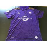 Camiseta Orlando City Titular 2017 Mls Kaka