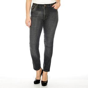 Pantalon De Jean Chupin Tulum - Talles Grandes - Mamyblue