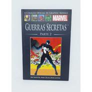 Coleção Oficial Graphic Novels - Guerras Secretas - Parte 2