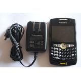 Celular 2g Nextel Blackberry 8350i +cargador Tecnologia Iden