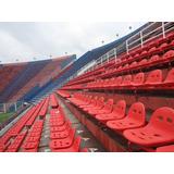 Butacas Asientos Para Estadios Instalaciones Deportivas.10 U