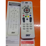 Controle Remoto Sky Original Modelo Rc64sw