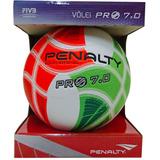 Bola Volei Penalty Pro 7.0 Oficial Fivb Original Ver/lar T:u