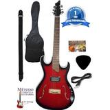 Guitarra Electroacustica Cuerdas Acero Microfono Elecectrica
